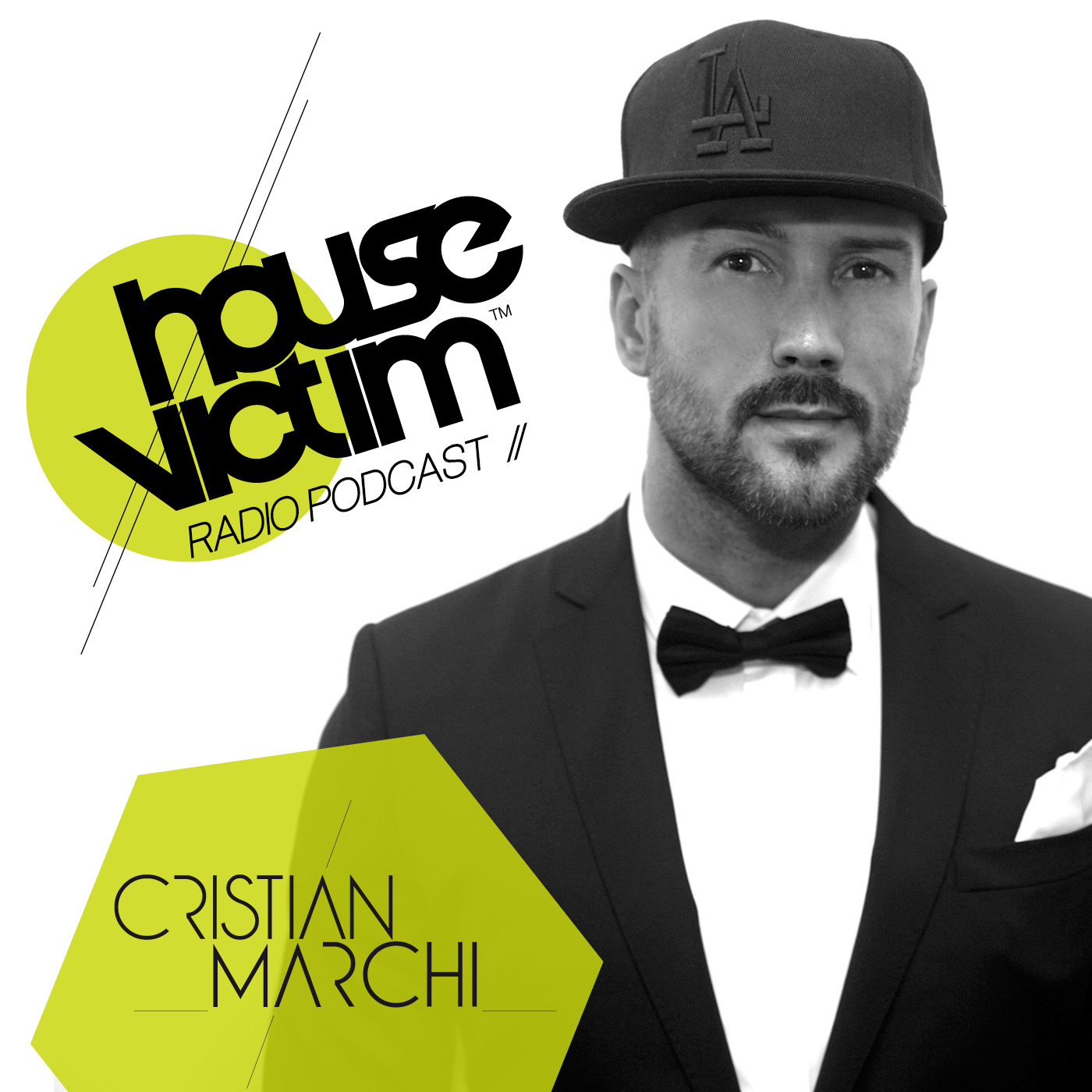 House Victim - Cristian Marchi Official Podcast